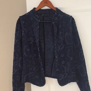 Cotton Zara jacket